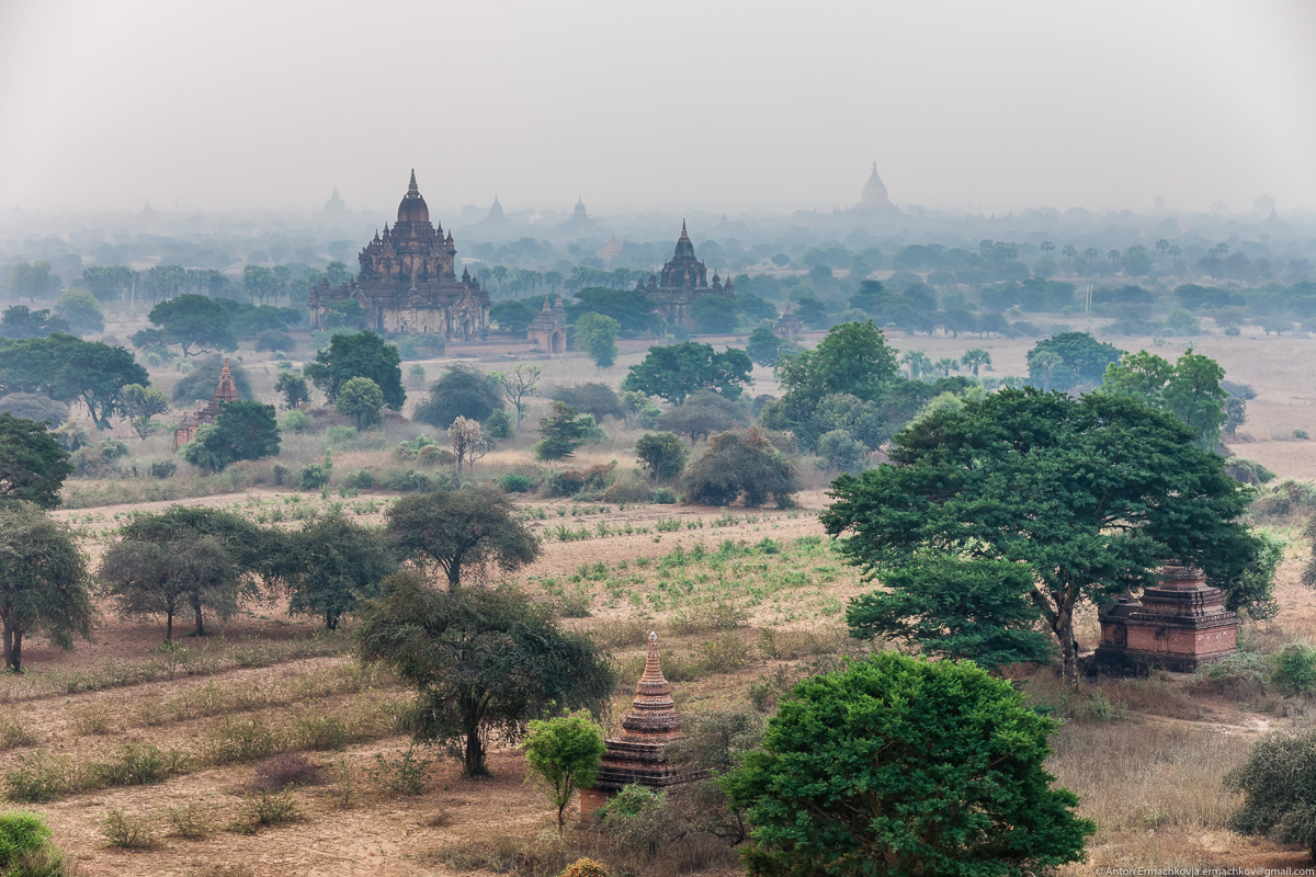 Bagan is the main tourist attraction of Myanmar 03