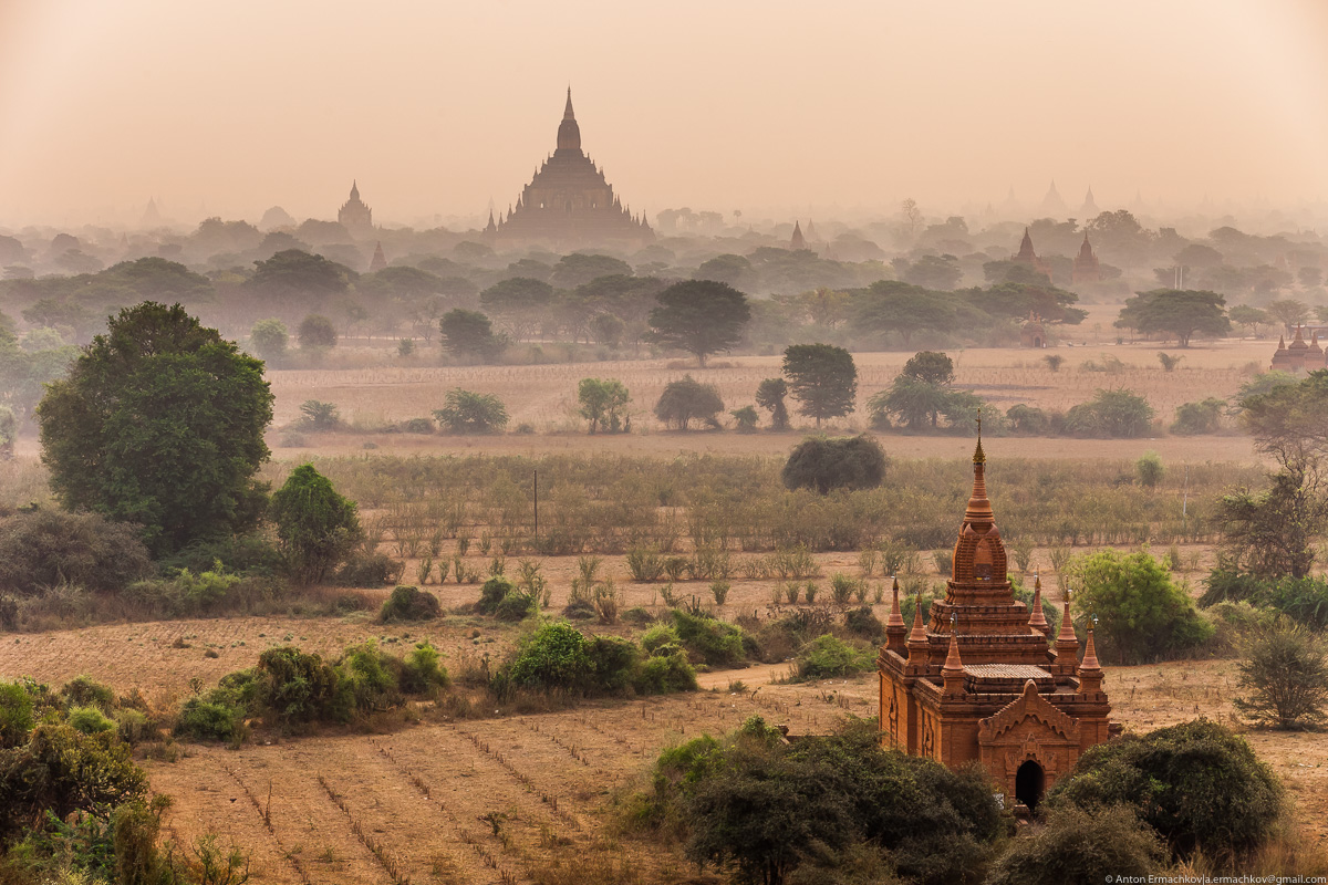 Bagan is the main tourist attraction of Myanmar 10