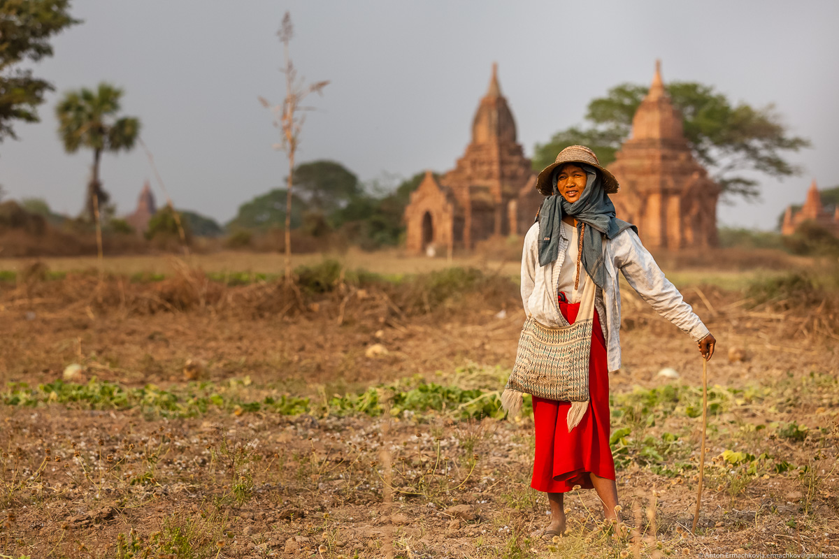 Bagan is the main tourist attraction of Myanmar 13