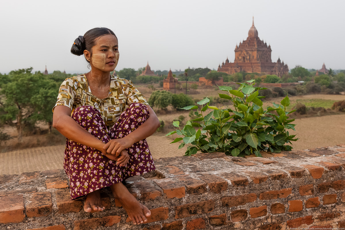 Bagan is the main tourist attraction of Myanmar 15
