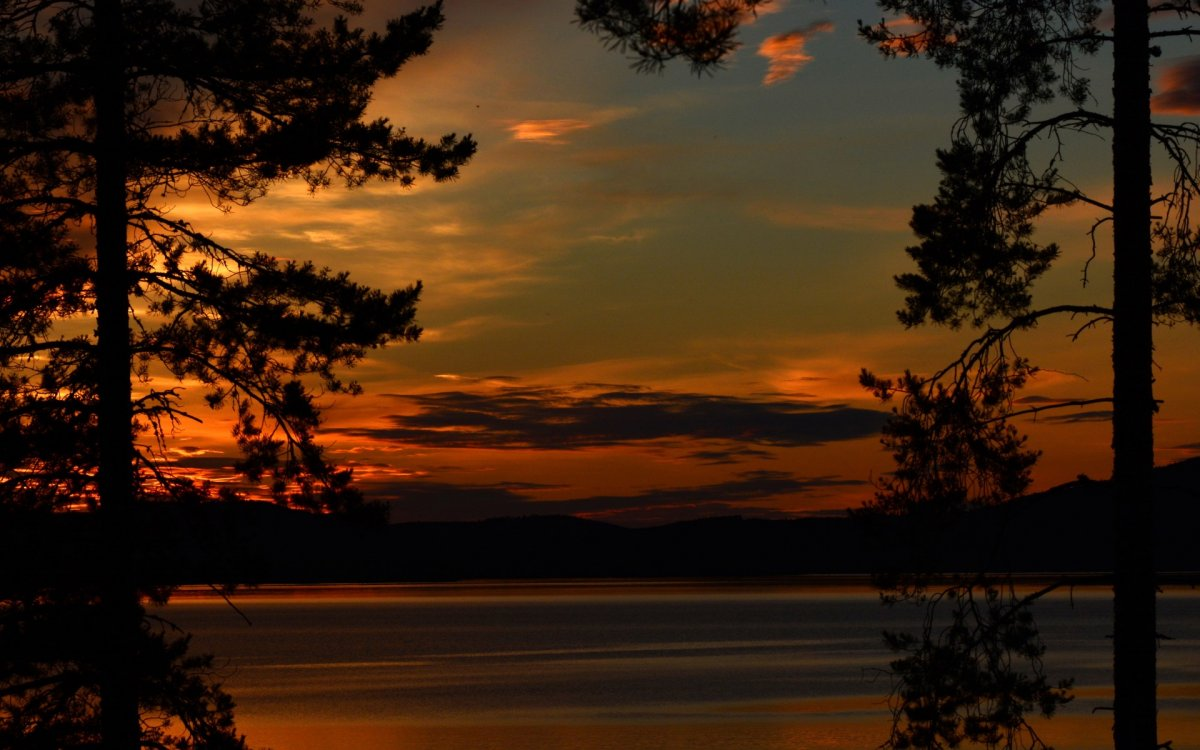 Beautiful photos with sunsets and sunrises 06