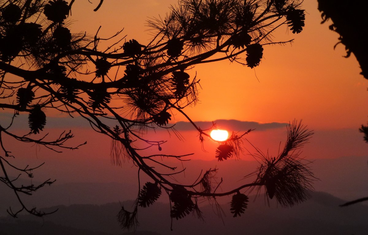 Beautiful photos with sunsets and sunrises 23