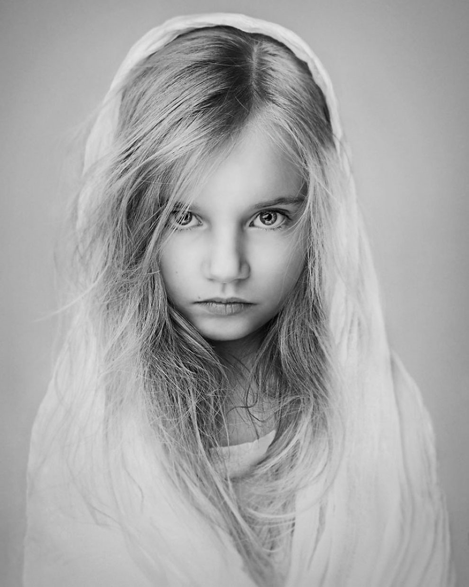 Best black and white baby pictures contest B&W Child 2015 15