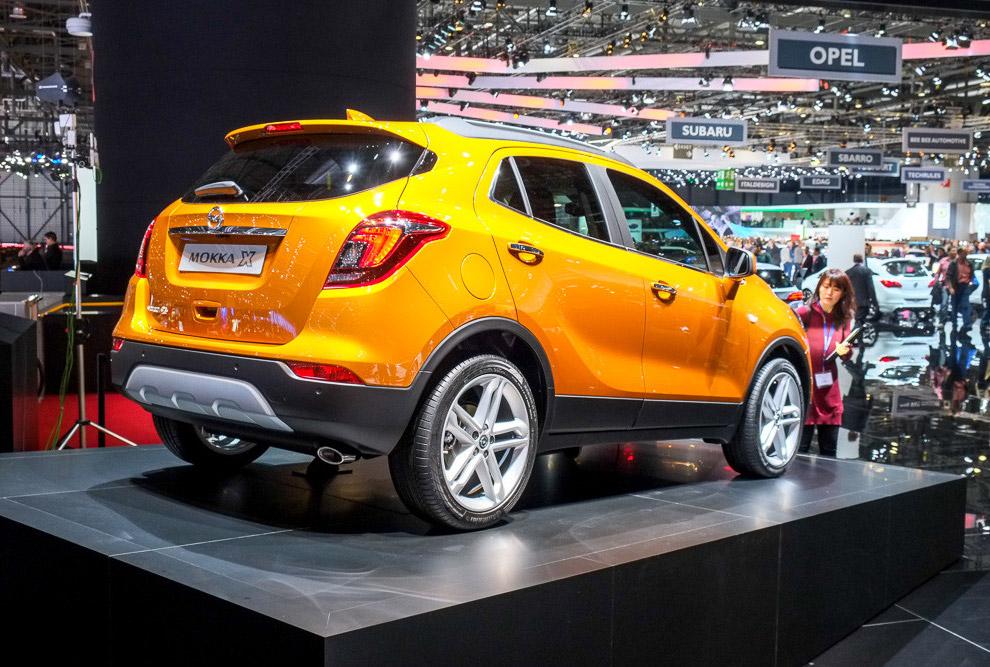 Geneva motor show 2016 10