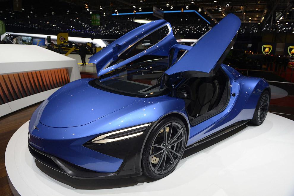 Geneva motor show 2016 11