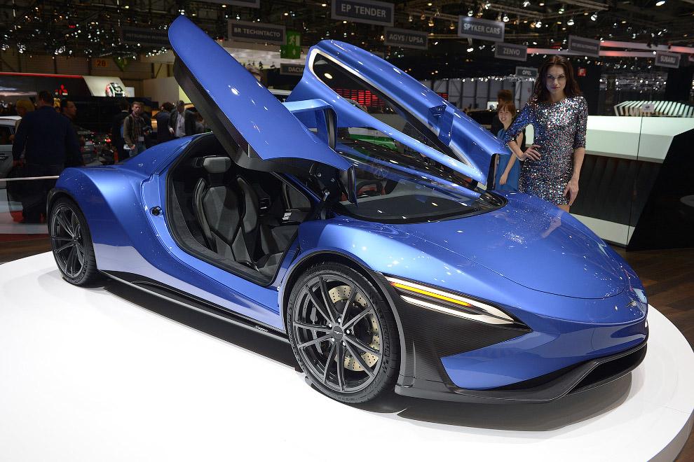 Geneva motor show 2016 12