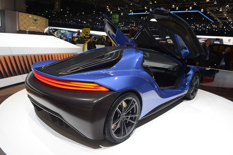 Geneva motor show 2016 13