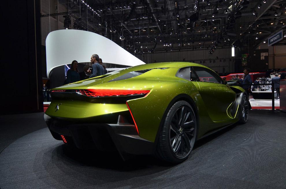Geneva motor show 2016 17