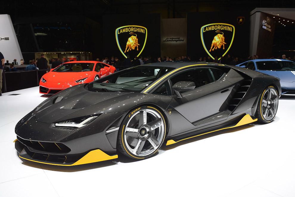 Geneva motor show 2016 21