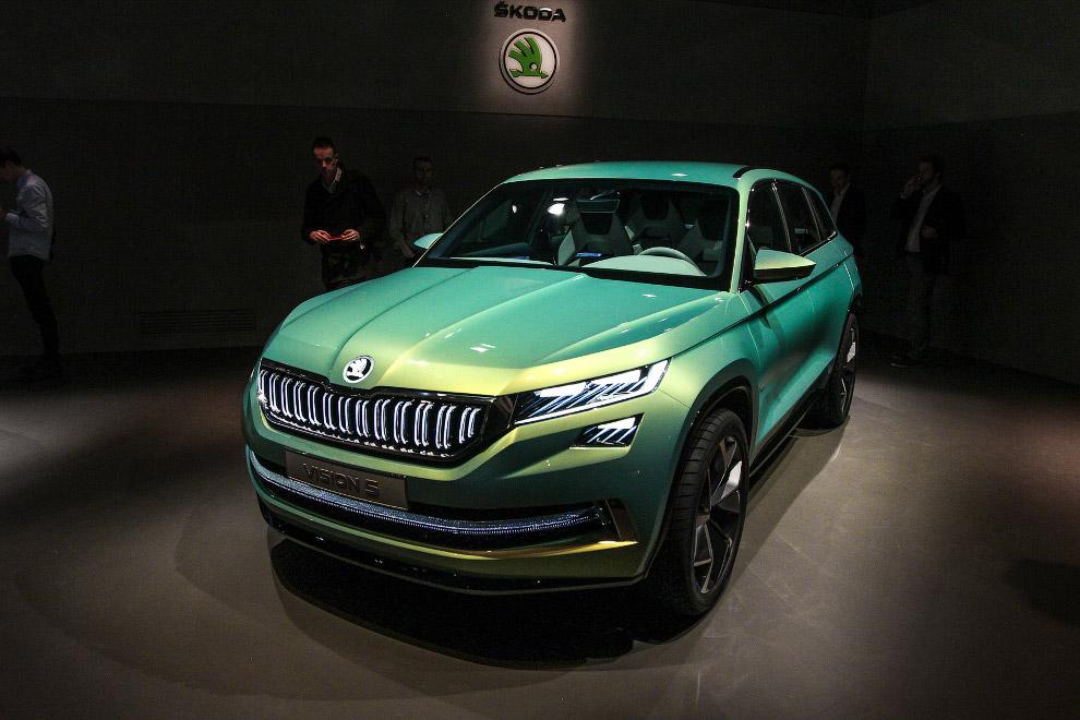 Geneva motor show 2016 24
