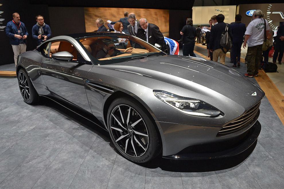 Geneva motor show 2016 30