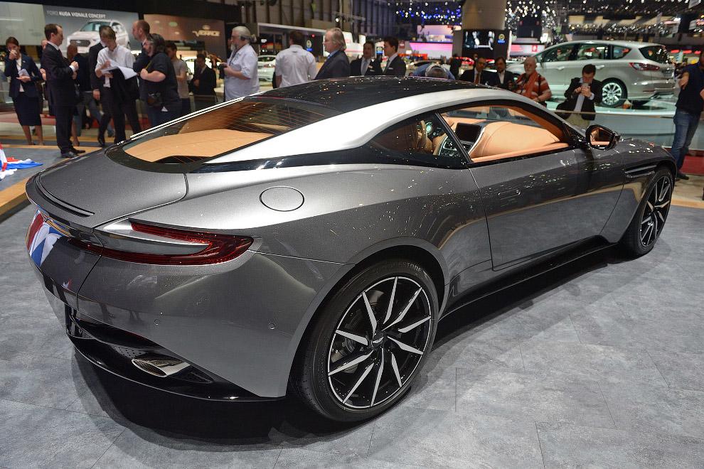 Geneva motor show 2016 31
