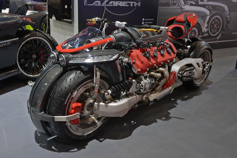 Geneva motor show 2016 38
