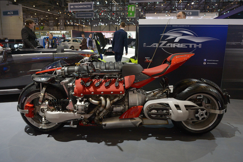 Geneva motor show 2016 39