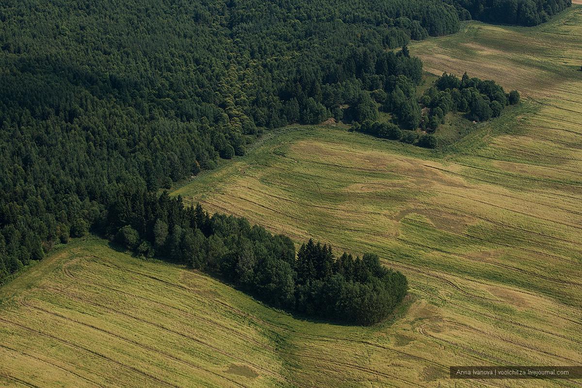 Geometric landscapes. Aseptrol Minsk region 06