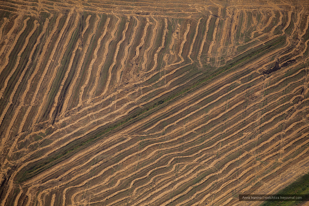 Geometric landscapes. Aseptrol Minsk region 07