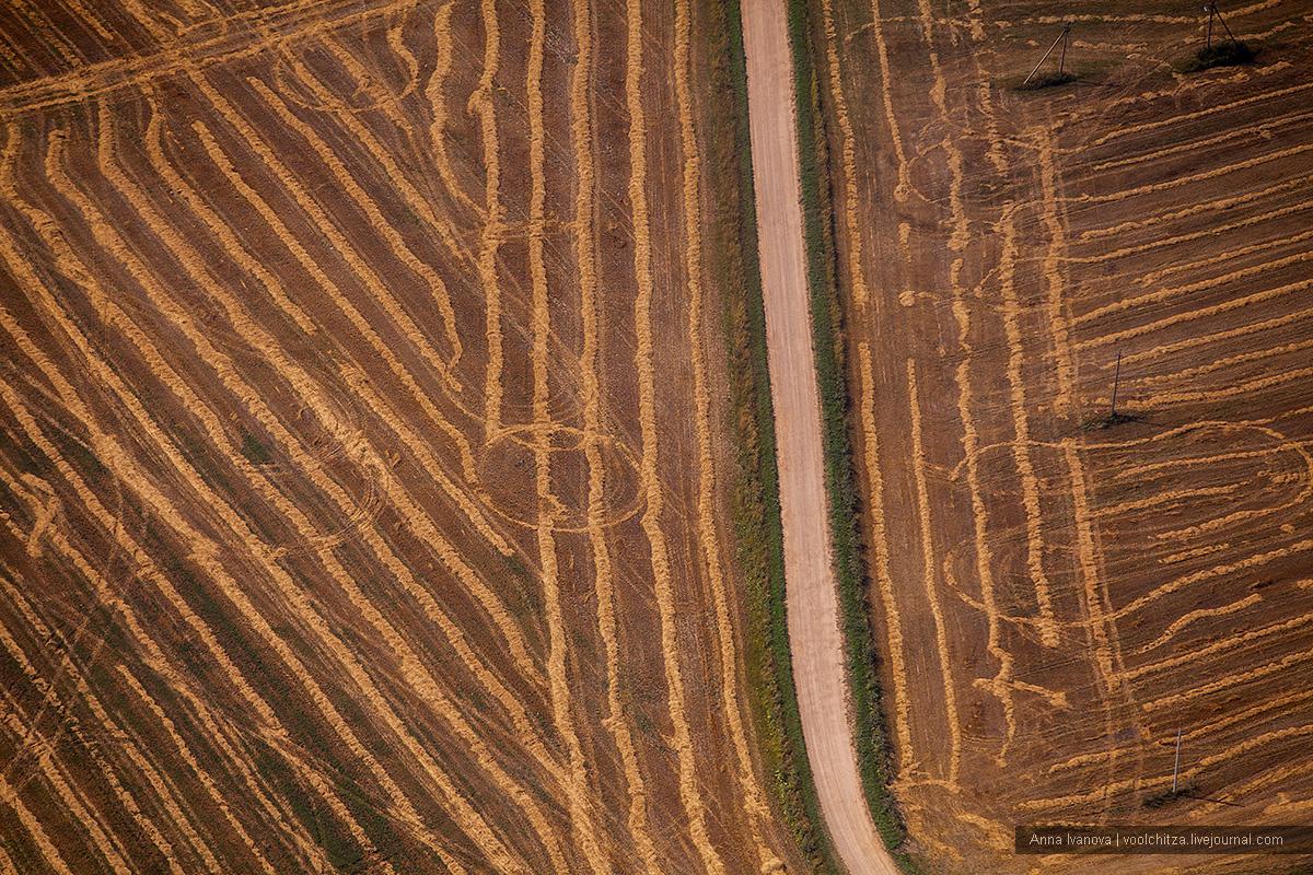 Geometric landscapes. Aseptrol Minsk region 11