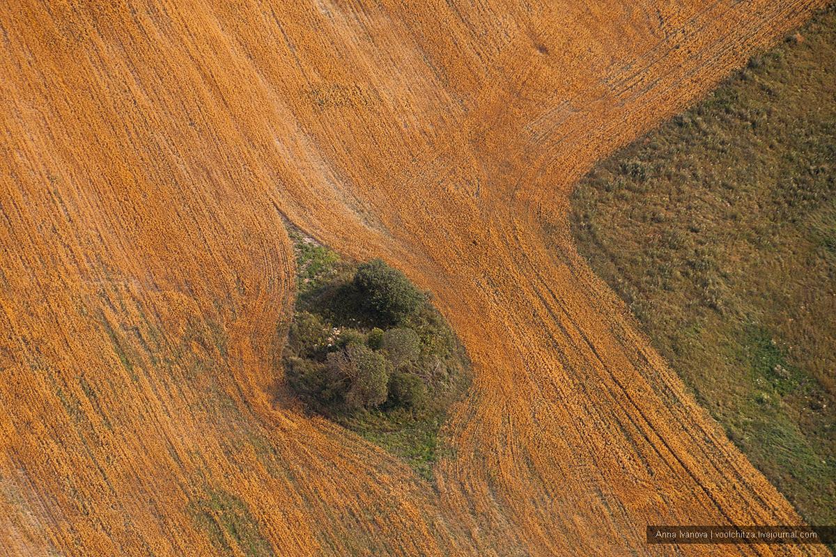 Geometric landscapes. Aseptrol Minsk region 16
