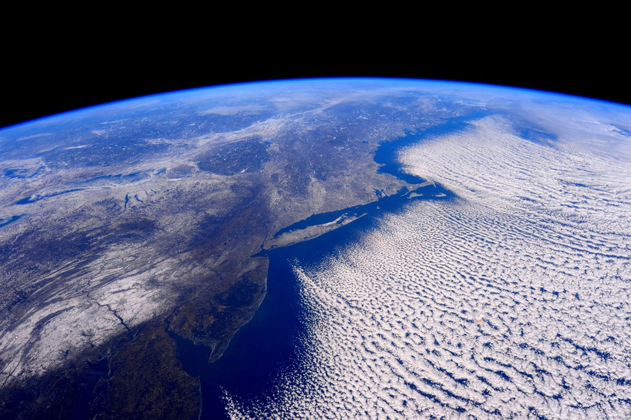 Images of Earth From a Year in Space 10
