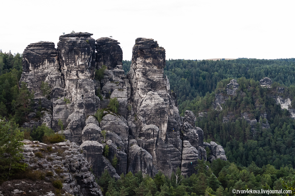 Natural Park Bastei 02