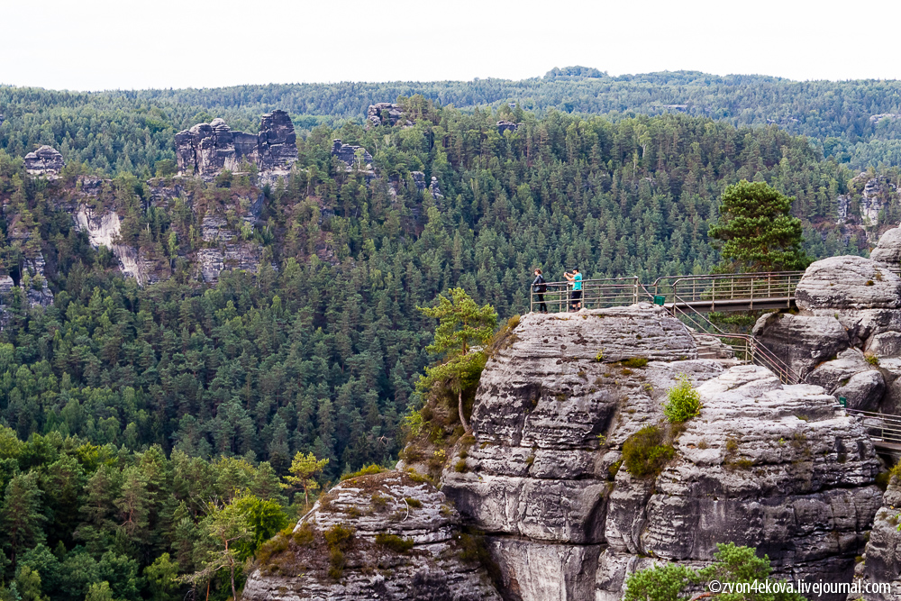 Natural Park Bastei 03