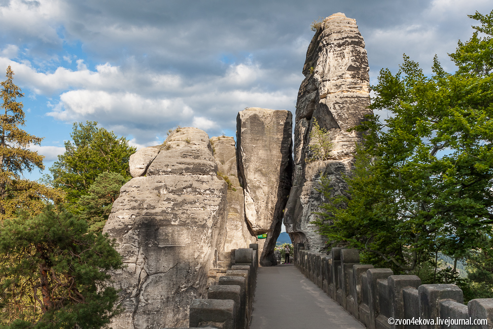 Natural Park Bastei 10