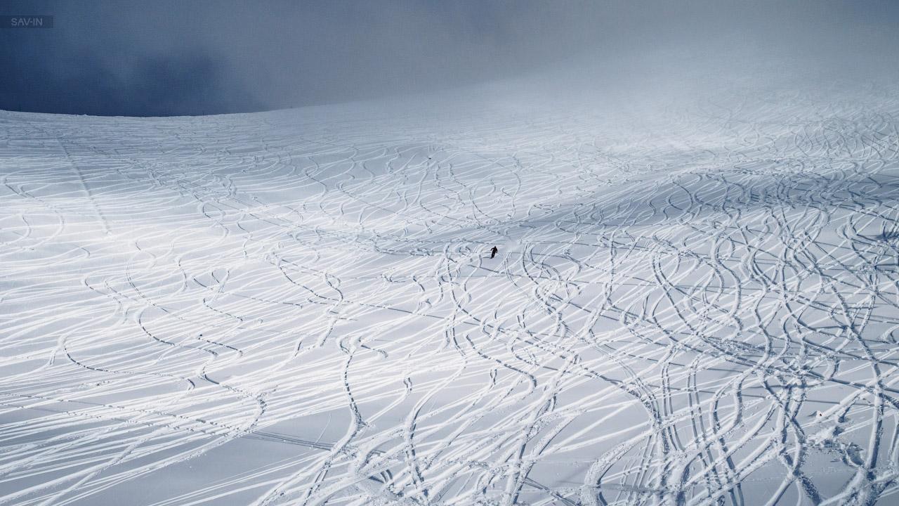 Сочи. Про красоту природы, лыжи и высокие скорости