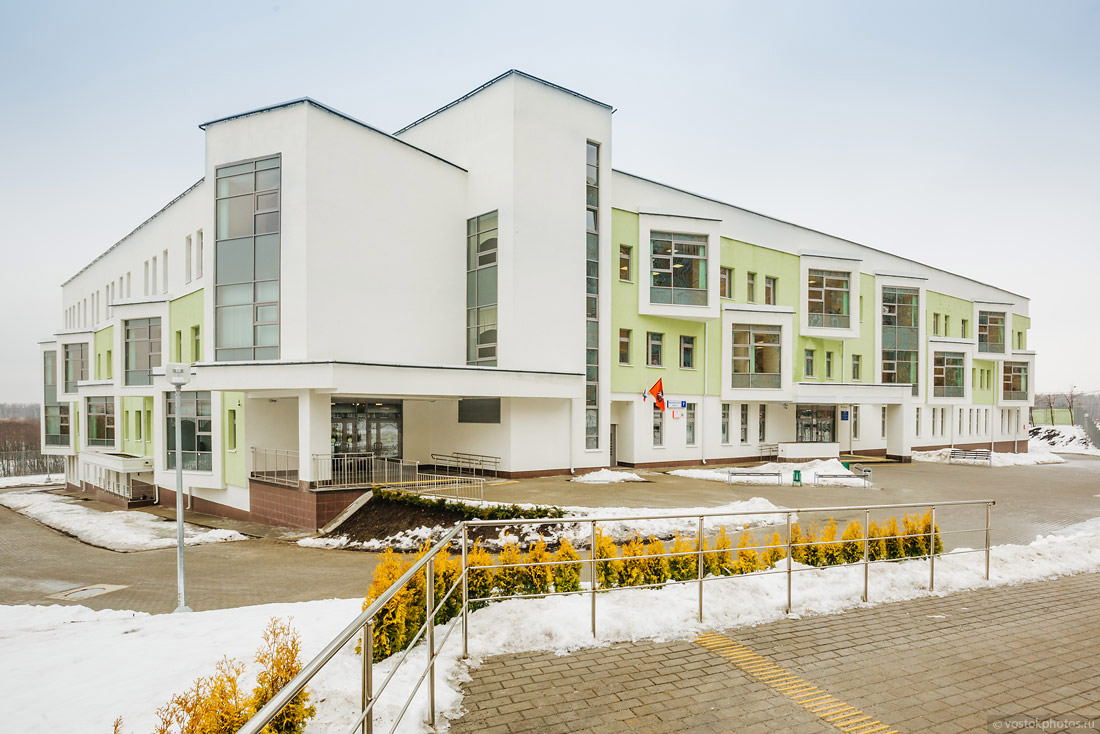 School of the future in Moscow 33