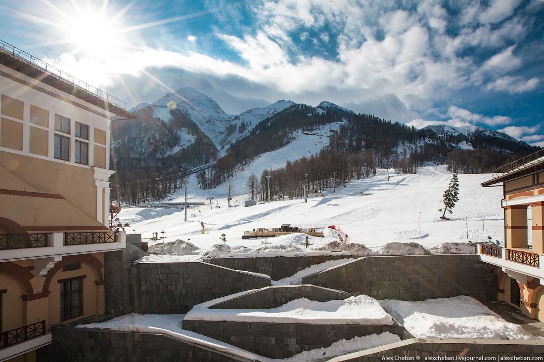 So bad break in Sochi 09