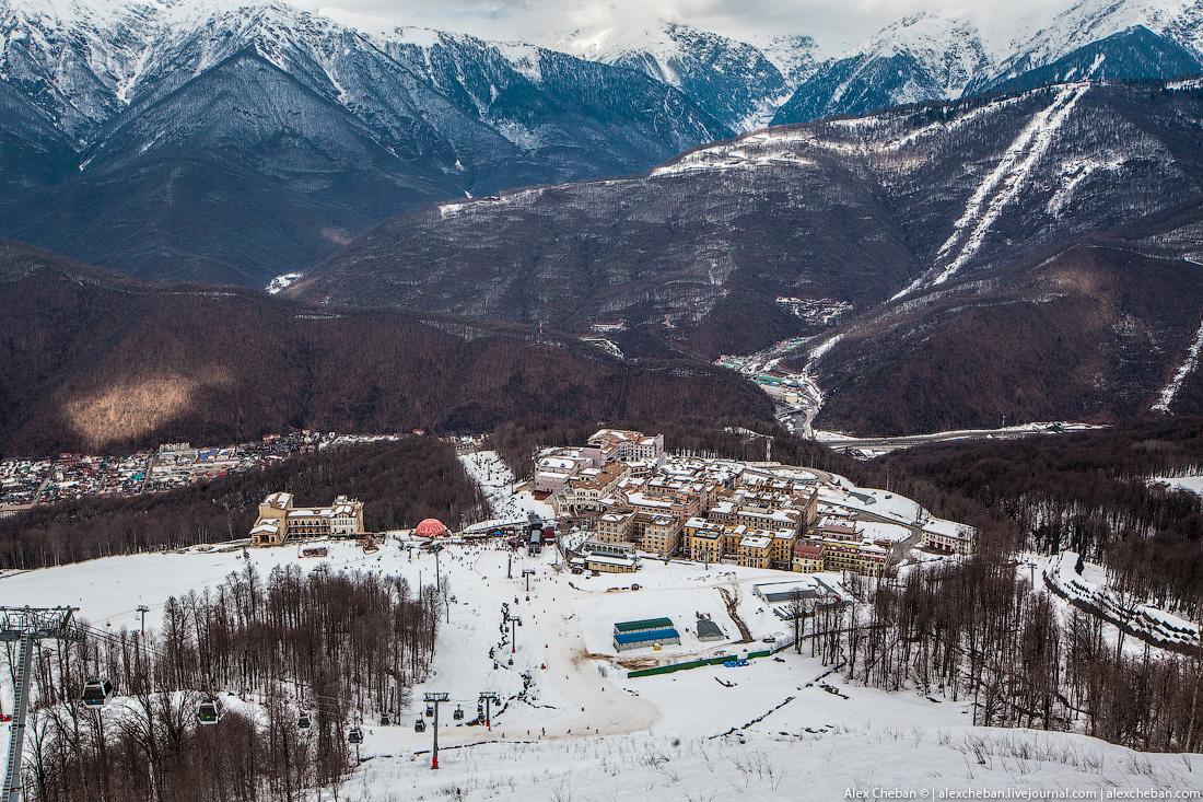 So bad break in Sochi 12