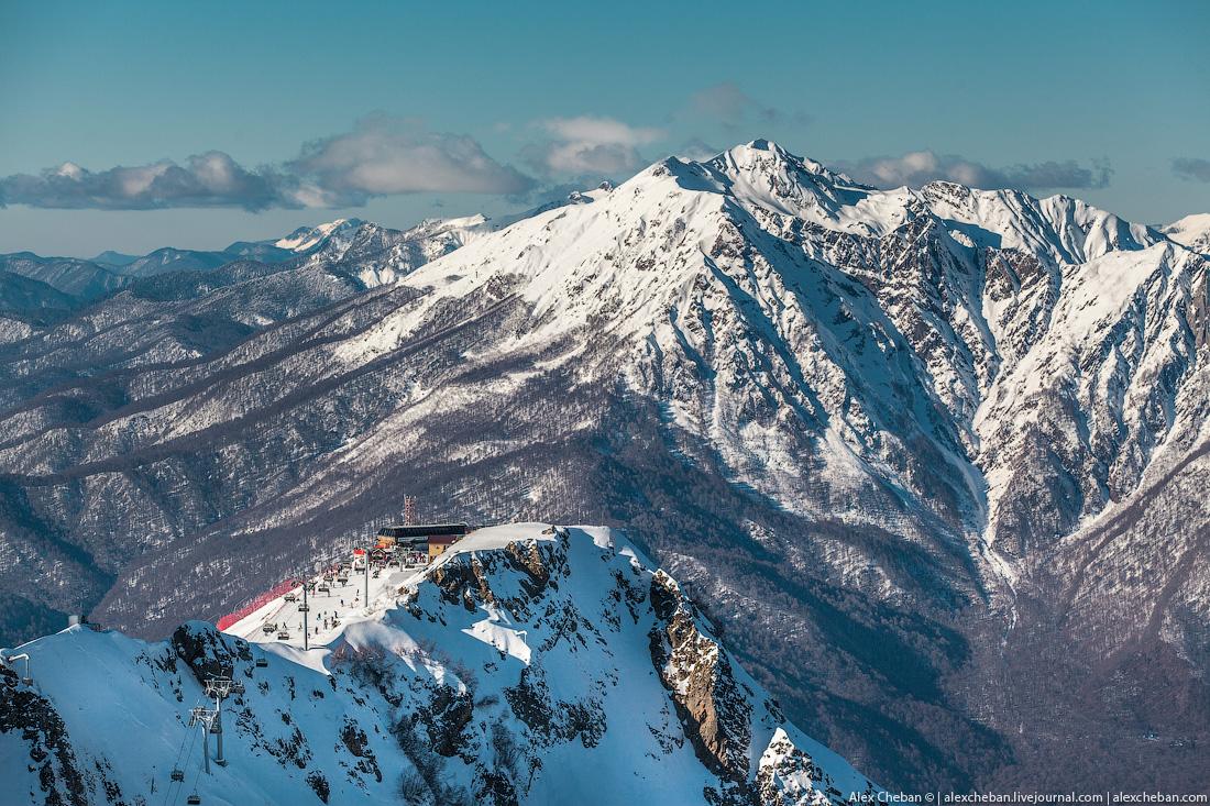 So bad break in Sochi 22