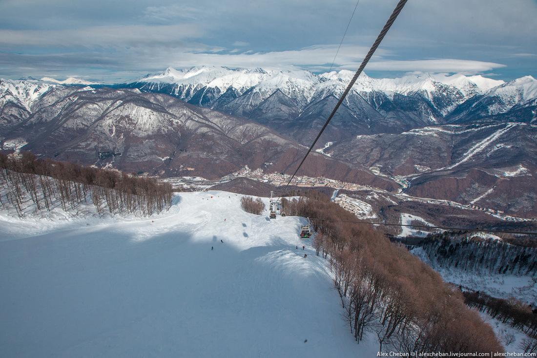 So bad break in Sochi 24
