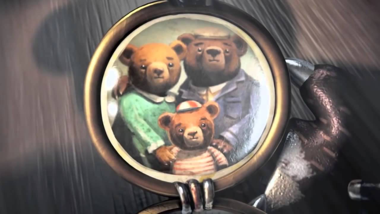 «Bear Story» или «Медвежья история» — короткометражный мультфильм, ставший обладателем Оскара — 2016