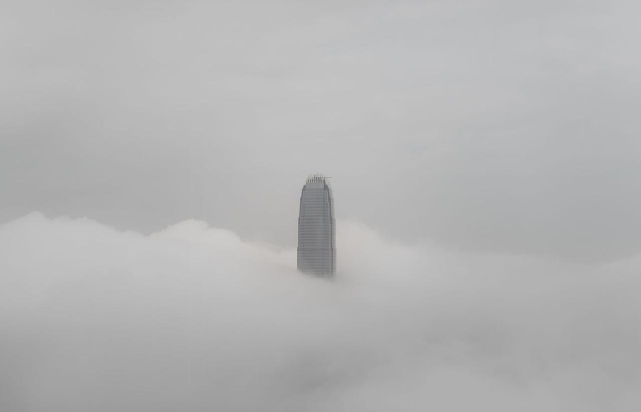 The Dizzying Cityscape of Hong Kong 14
