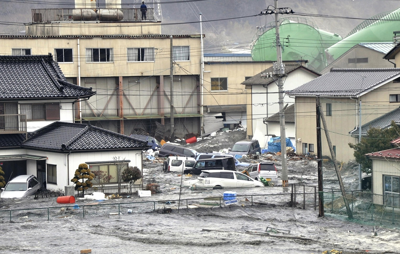 The Japanese earthquake 5 years later 06