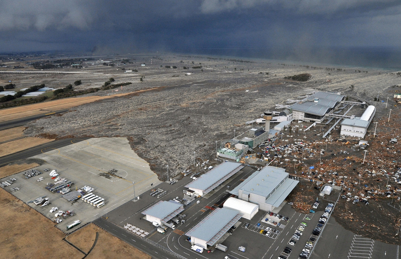 The Japanese earthquake 5 years later 07