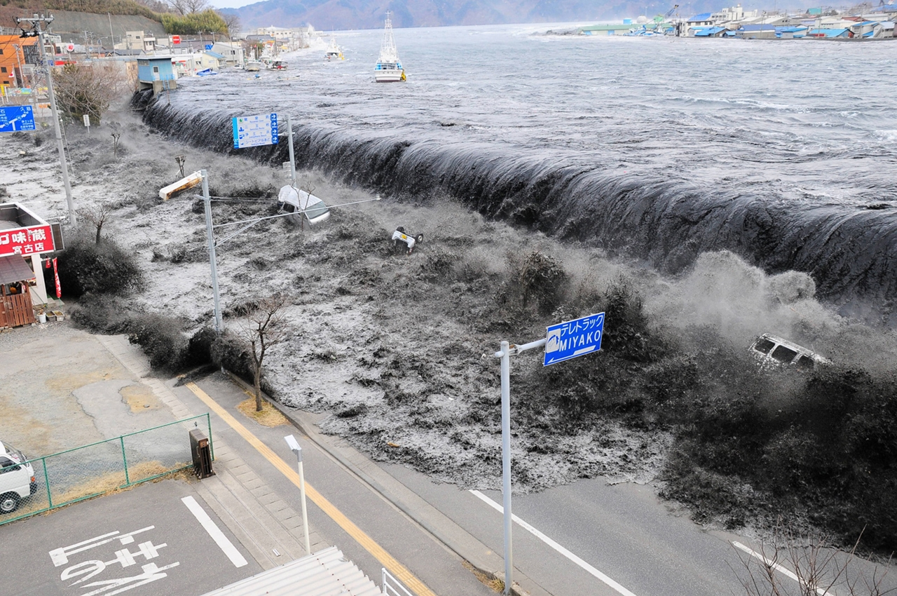 The Japanese earthquake 5 years later 14