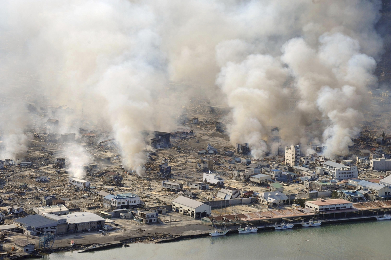 The Japanese earthquake 5 years later 18