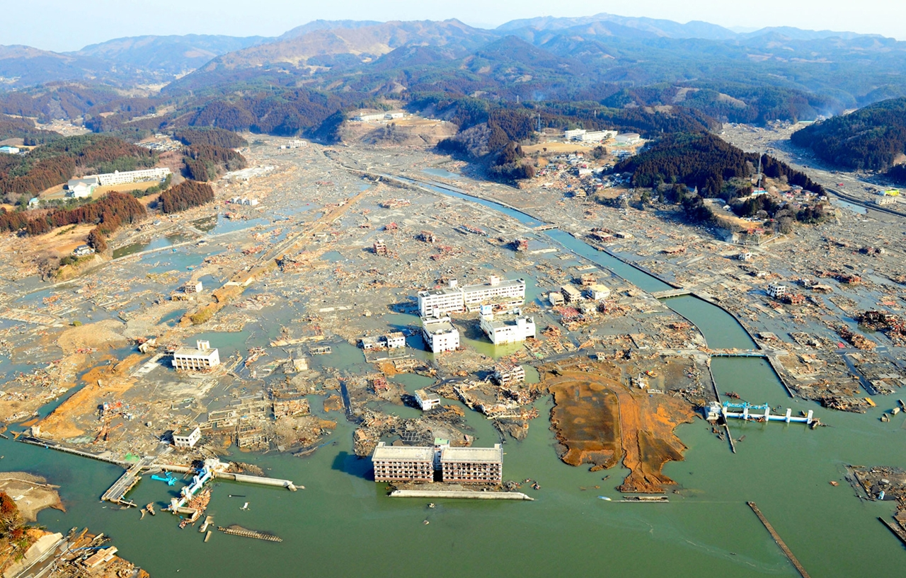 The Japanese earthquake 5 years later 25