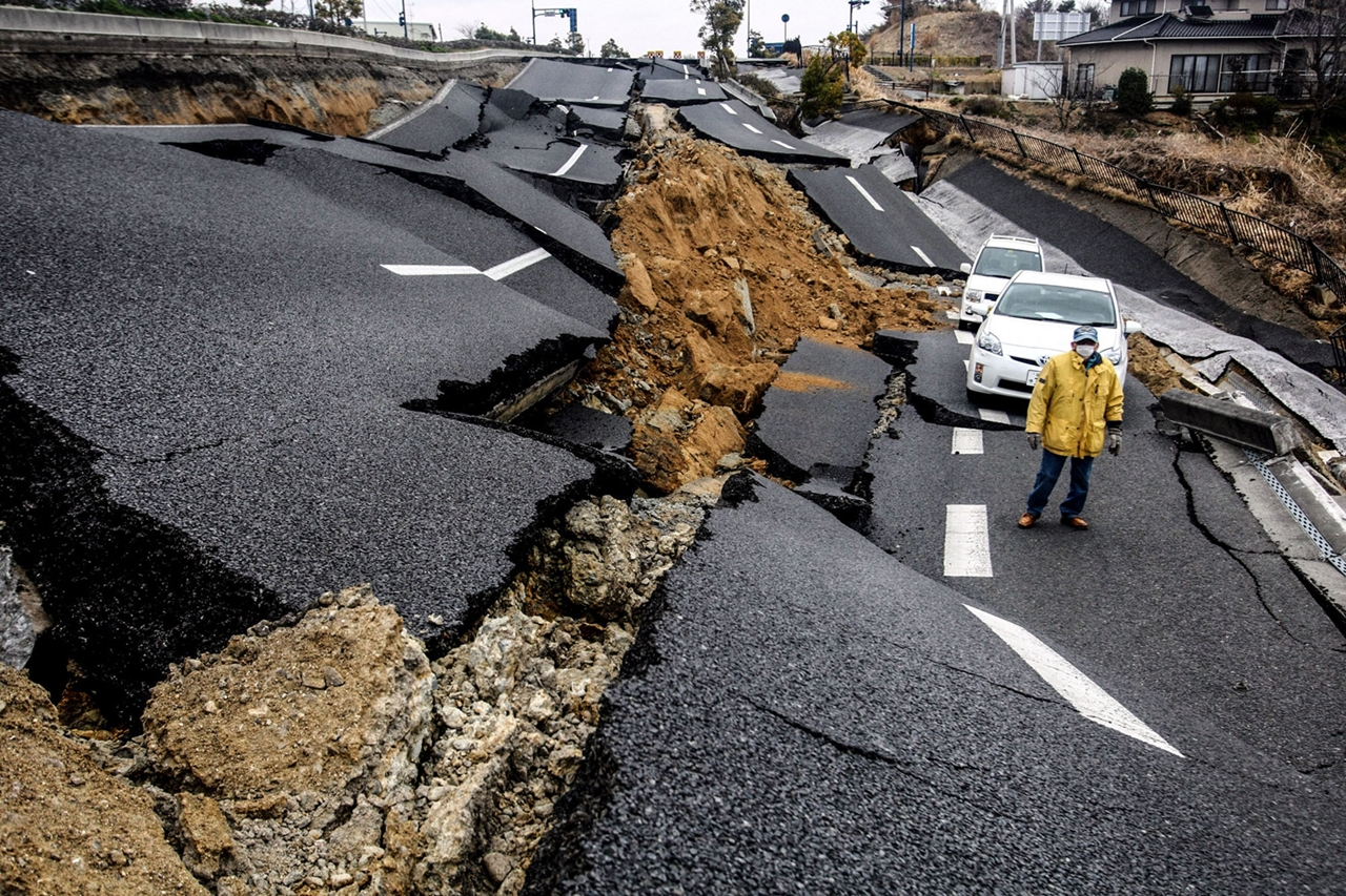 The Japanese earthquake 5 years later 26