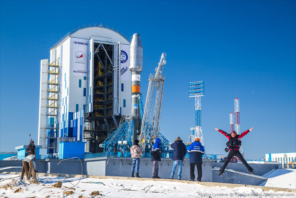 The Vostochny space centre first launch is ready 02