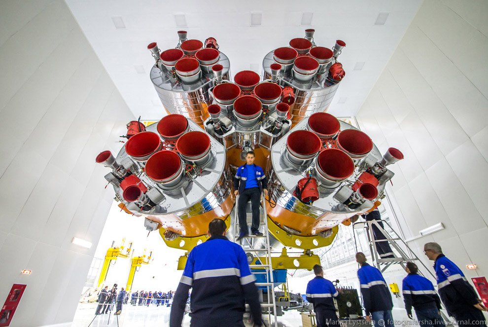 The Vostochny space centre first launch is ready 04