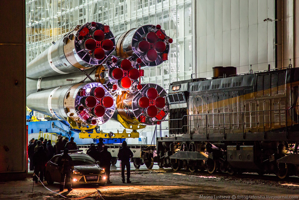 The Vostochny space centre first launch is ready 05