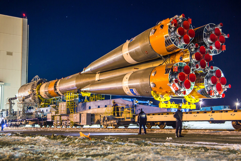 The Vostochny space centre first launch is ready 06
