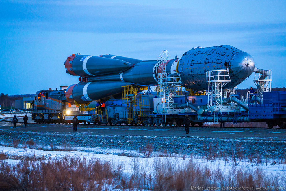 The Vostochny space centre first launch is ready 08