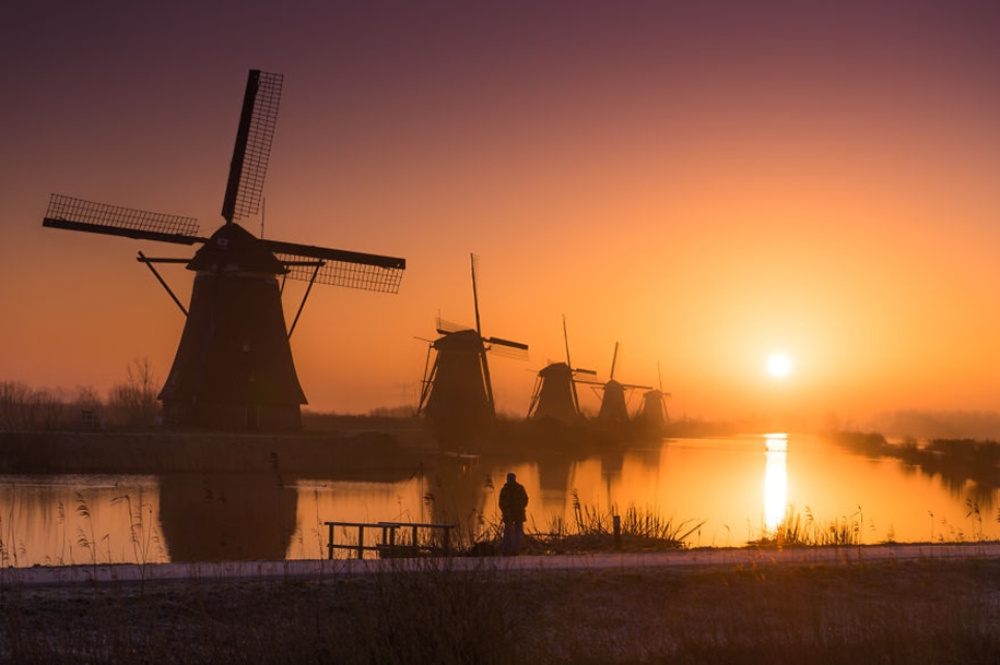 The beauty of the Netherlands in photographs by albert Dros 02