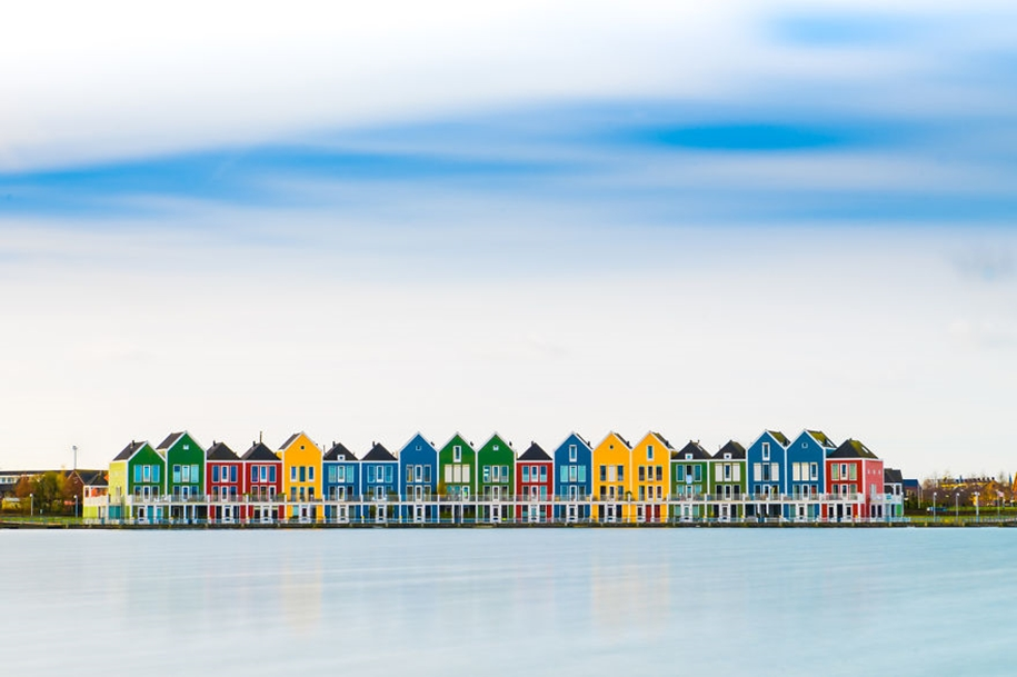 The beauty of the Netherlands in photographs by albert Dros 07