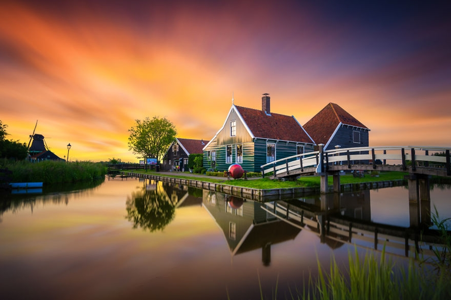 The beauty of the Netherlands in photographs by albert Dros 11