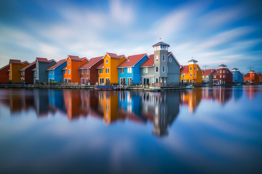 The beauty of the Netherlands in photographs by albert Dros 12