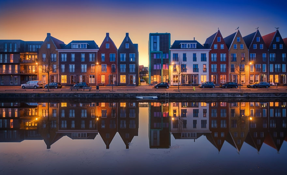 The beauty of the Netherlands in photographs by albert Dros 16